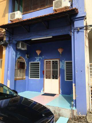 Penang Tourist zone heritage house for rent