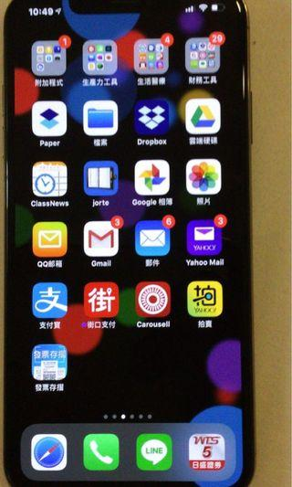 iPhone XS Max 256G 金