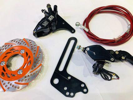 New Brake System Set