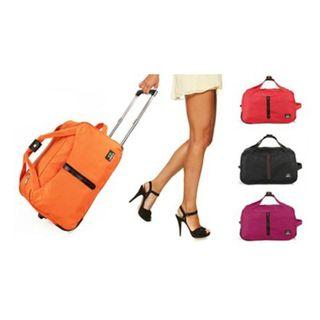20 / 24 inch  Waterproof Cabin Size Foldable Suitcase Travel luggage