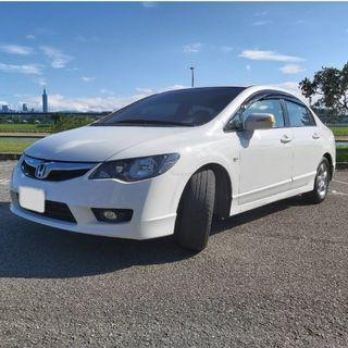 Honda CIVIC VTi 1.8 中古車 二手車 代步車 零頭款 全額貸 車況好 私下分期