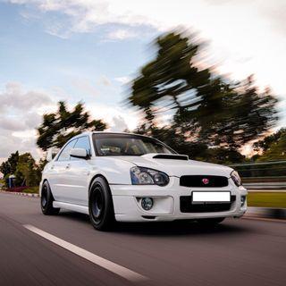 Subaru Impreza WRX 2.0 Turbo Manual