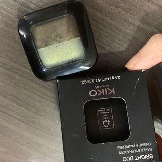 Kiko eyeshadow italy made