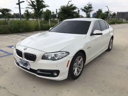 BMW 528. 2015