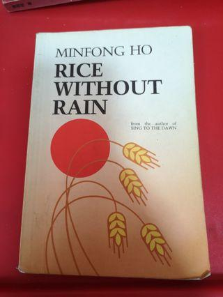 Rice without Rain (by Minfong Ho)
