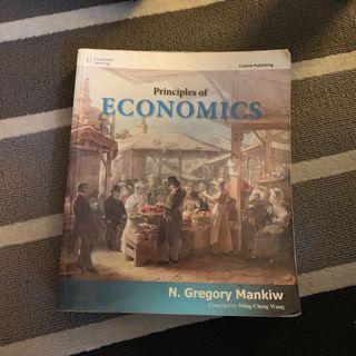 經濟學 principles of economics 7/E