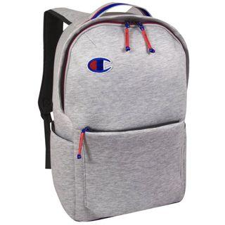 Champion Attribute Laptop Backpack (Light Grey)