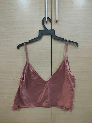 Pink Camisole Baggy
