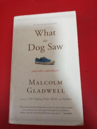 What the Dog Saw and other adventures (by Malcom Gladwell)