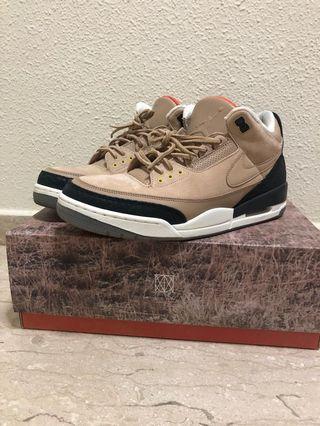 Air Jordan 3 Justin Timberlake US13