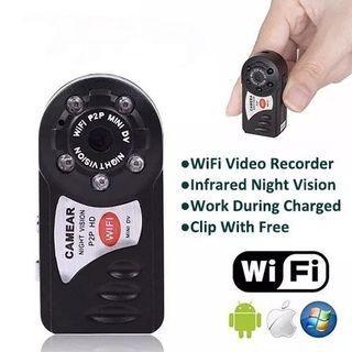 🆒🆕 Mini P2P Wifi Wireless DV DVR Hidden Digital Video Recorder Camera Camcorder