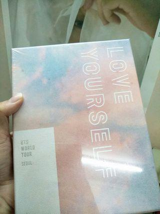 (WTS) BTS Love Yourself Seoul Tour DVD