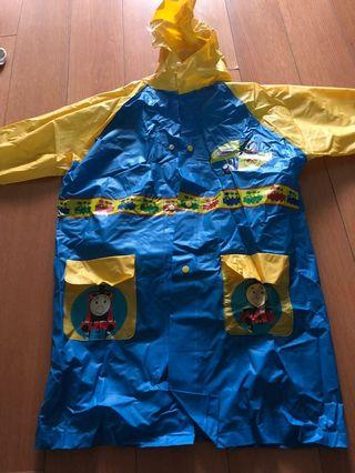 Thomas train raincoat