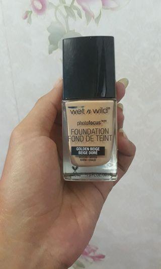 Wet n wild Foundation