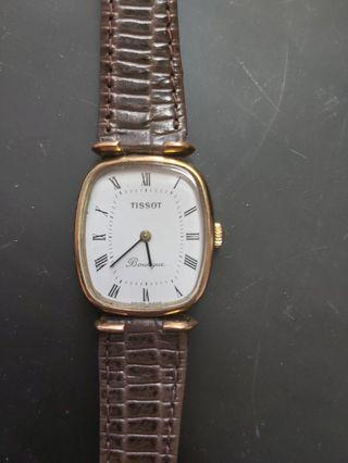 Tissot vintage mechanical watch