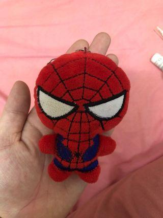 蜘蛛人吊飾