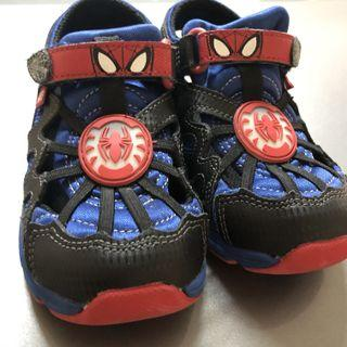 Stride Rite Spider-Man Shoes WITH POSTAGE