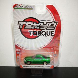 Nissan Skyline GT-R Tokyo Torque