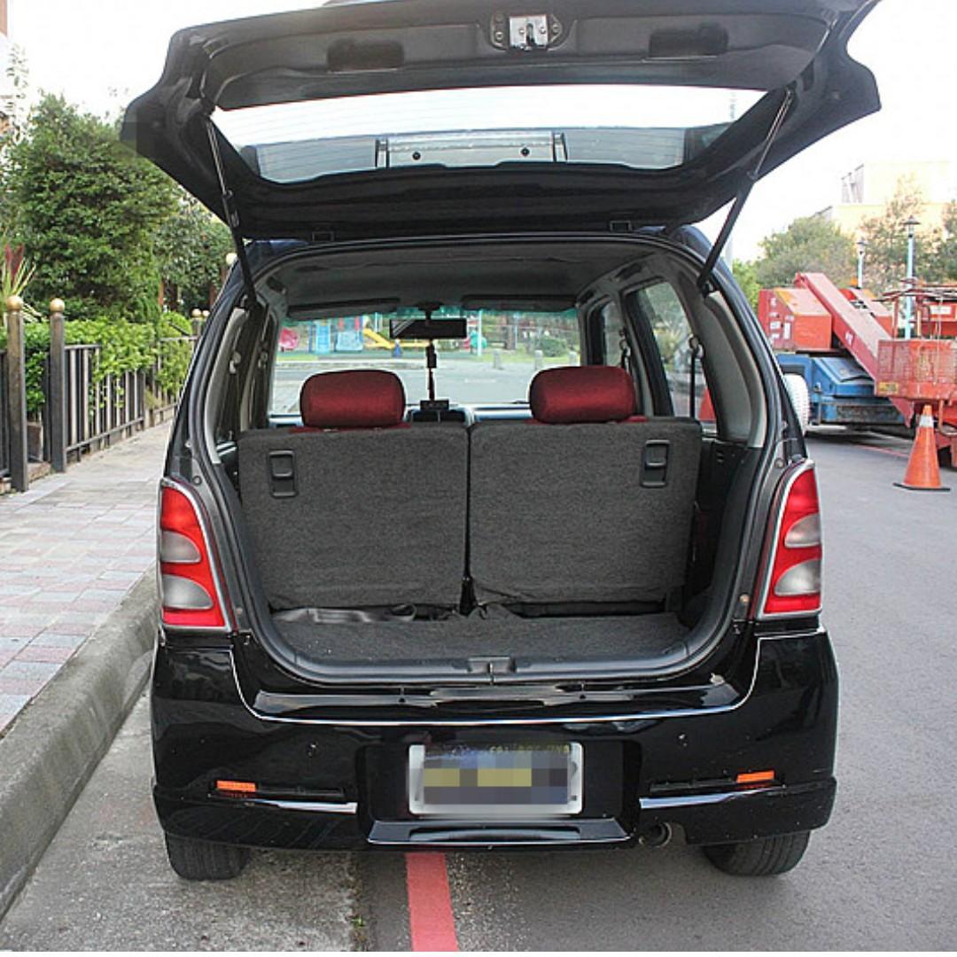 2004年 solio 代步小車 黑色 桃園