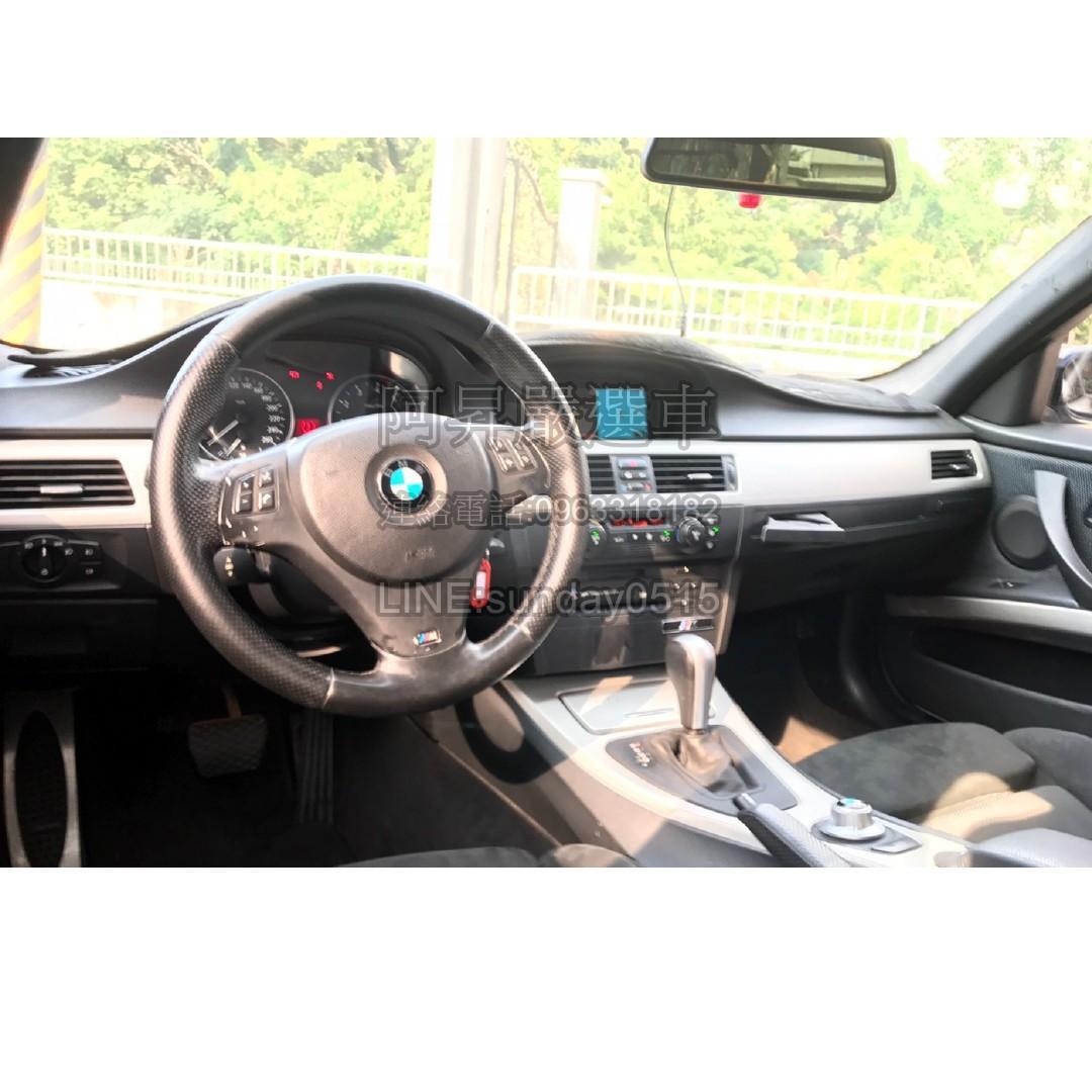 2006 BMW E90 325i