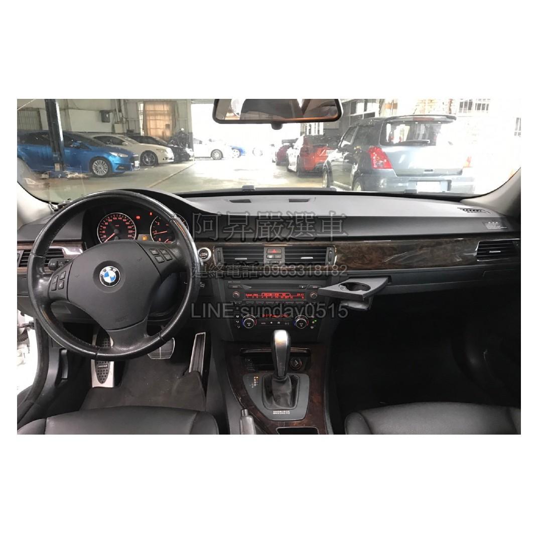 2007 BMW E90 320I