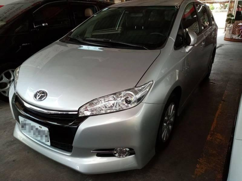 2013年 Toyota Wish 2.0《七人座》