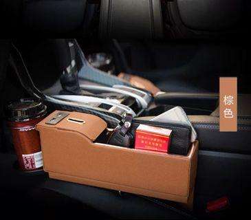 Car compartment holder