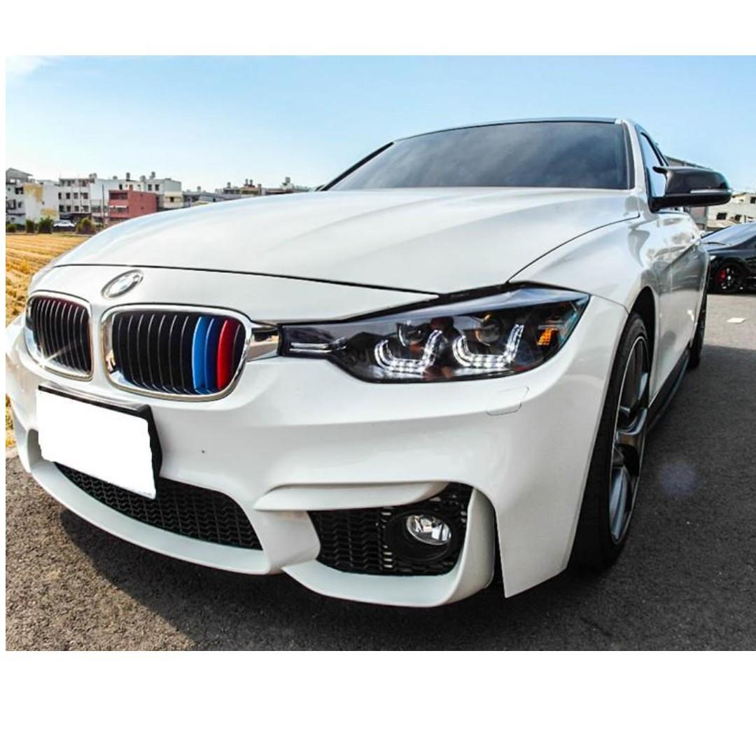 2015年 BMW 318i  白 車在桃園