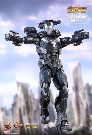 Hot Toys War Machine Mark 4
