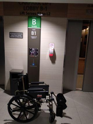 Wheelchair rental services