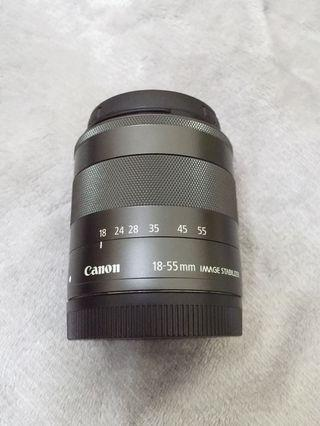 Canon efs 18-55mm 鏡頭一顆,無盒裝