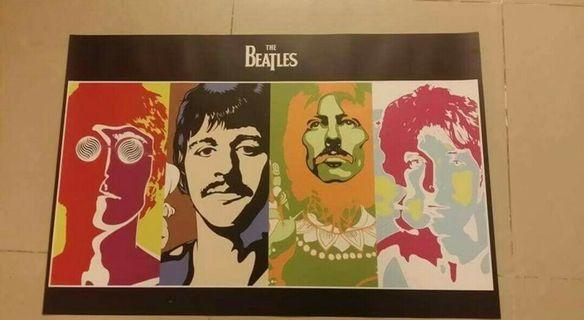 [POSTER] THE BEATLES