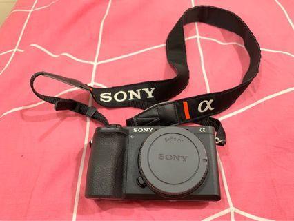 (BACA DESKRIPSI) Sony A6500 + Lensa