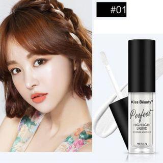 INSTOCK- White Kiss beauty liquid highlighter