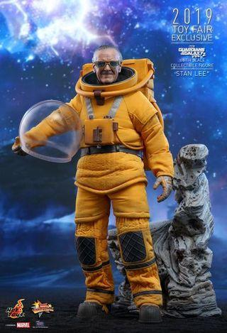 Hot Toys Exclusive Stan Lee