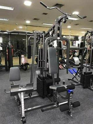 Alat Fitness Home Gym Id 2800D
