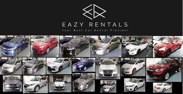 Eazy rentals! HOT SEP PROMO!