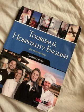 Tourism&hospitality English