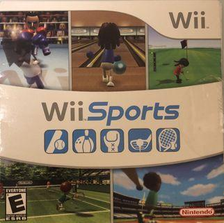 Wii Sports Game Disk