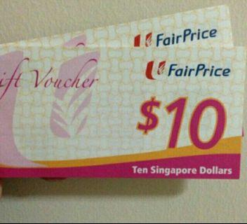 BUYING ntuc vouchers