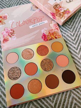 ColourPop -Sweet Talk Palette