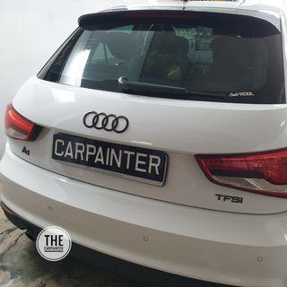 Audi A1 Logo Emblem Plastidip Plasticdip Plastic Dip Plasti Dip Spray Service