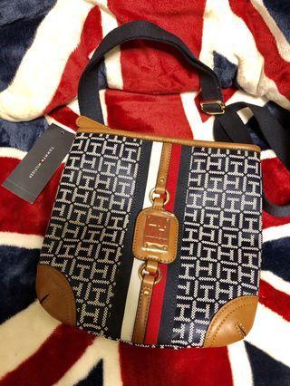 Tommy Hilfiger cross body bag 斜背包 購自美國 (順豐到付)