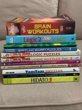 Logic Puzzle, Brain Teaser, KenKen