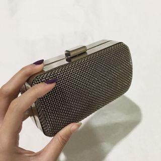 metal purse