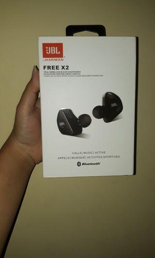 Headset JBL free x2 wireless