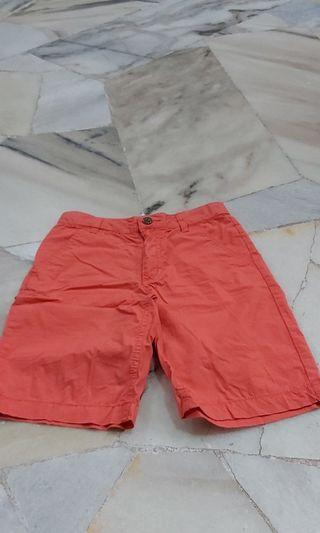 Old Navy Orange Shorts