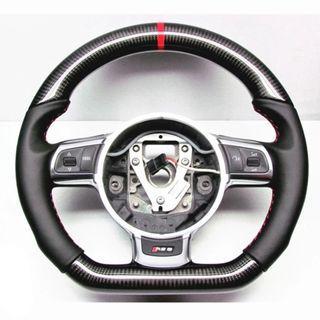 Audi Carbon Fibre Steering Wheel