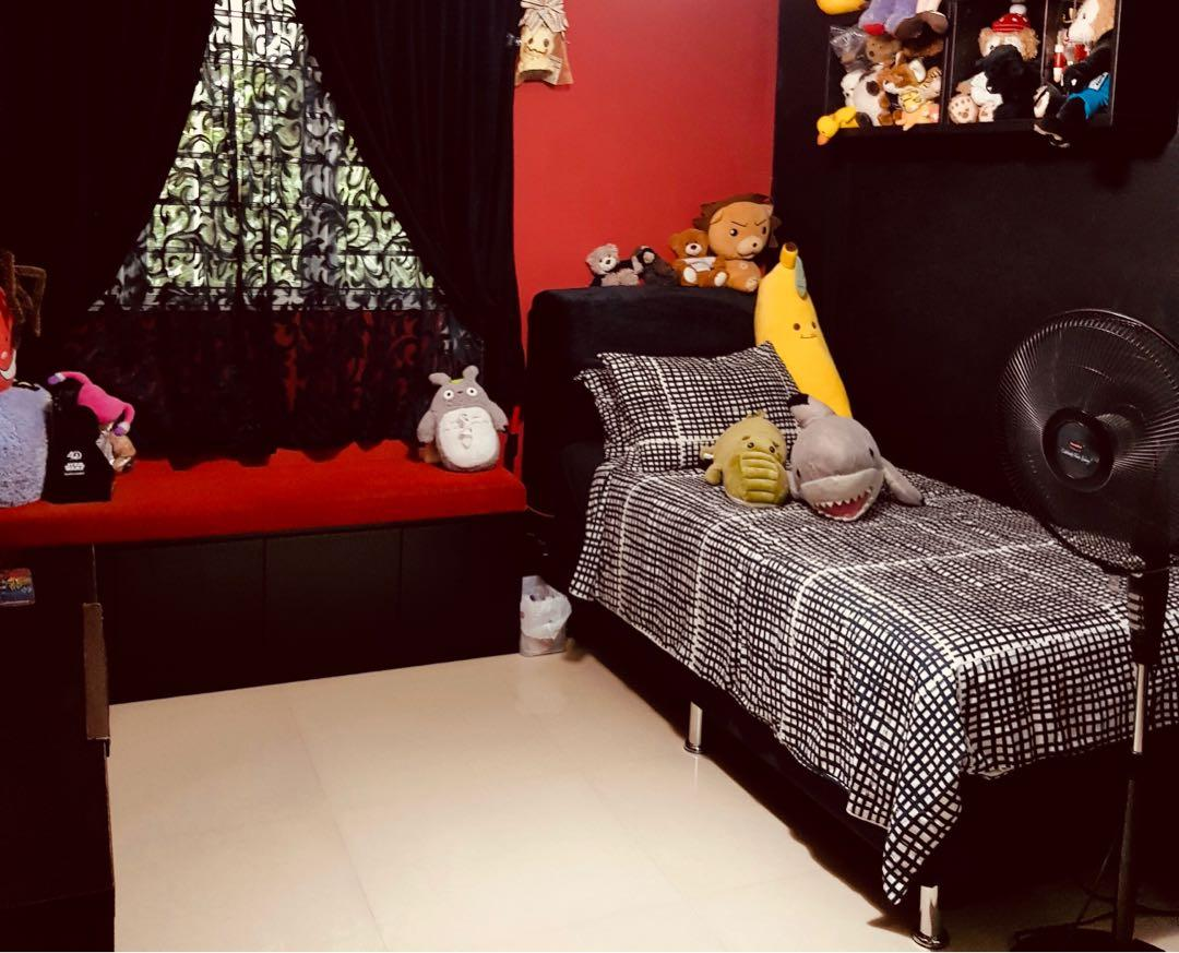 Ang mo kio renovated 4rm corner hdb for sale