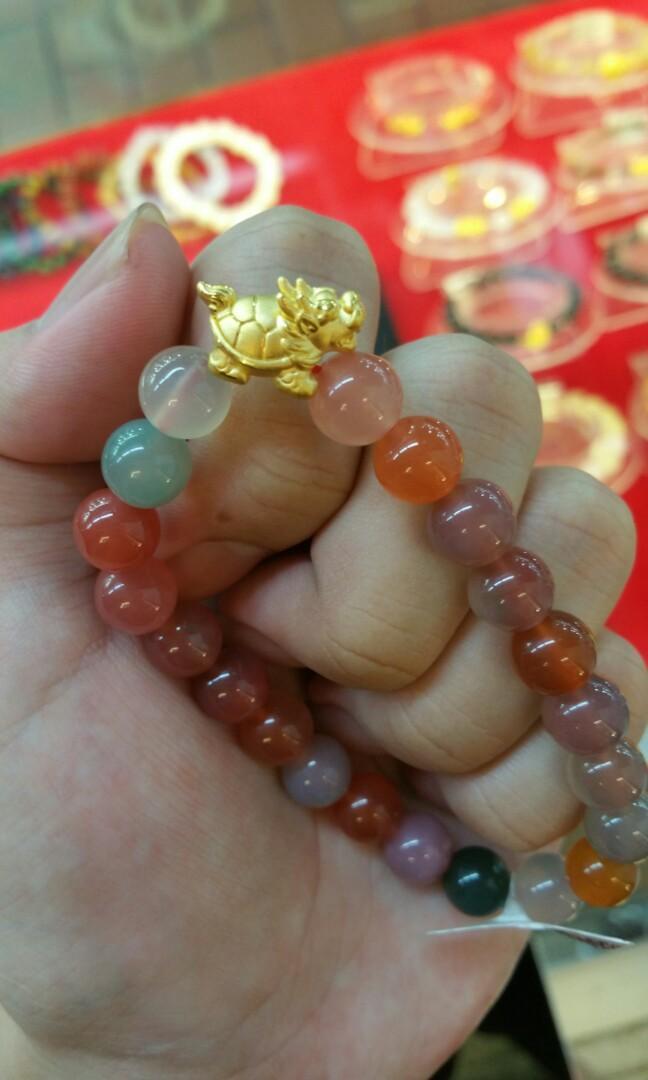 999 dragon turtle bracelet